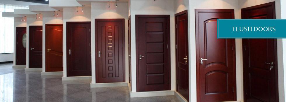 & Flush Doors | Sumanglam Wood Products